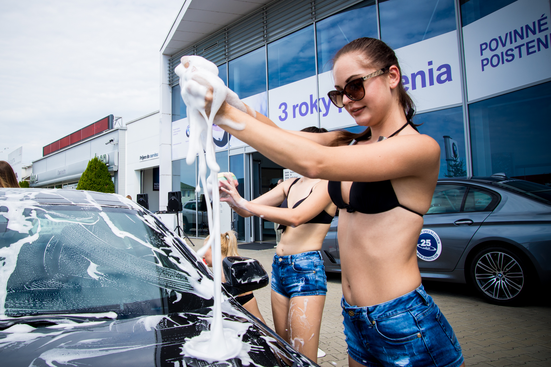Bikini Car Wash On Twitter