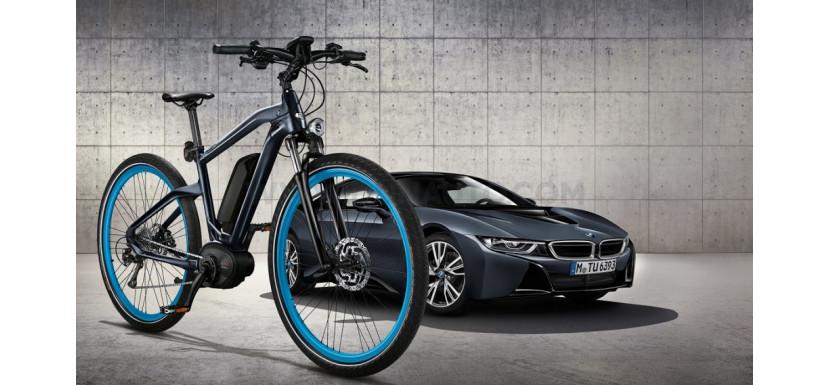 BMW eBike Limited, S