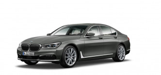BMW 740d xDrive - Video