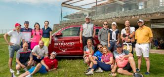 Komorný golfový turnaj v Sliači