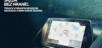 Navigácia a xDrive zadarmo