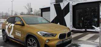 GENERATION X TOUR BMW 2018