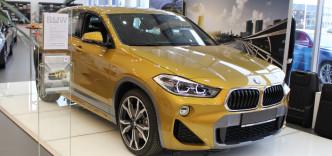 Testovacie jazdy BMW X2