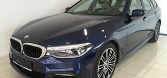 BMW 530d xDrive Touring VIDEO