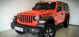 JEEP WRANGLER Rubicon TEST