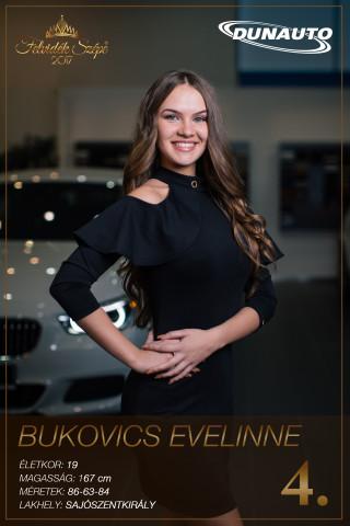 Bukovics Evelin