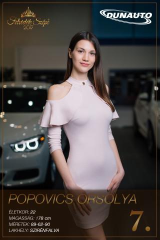 Popovics Orsolya