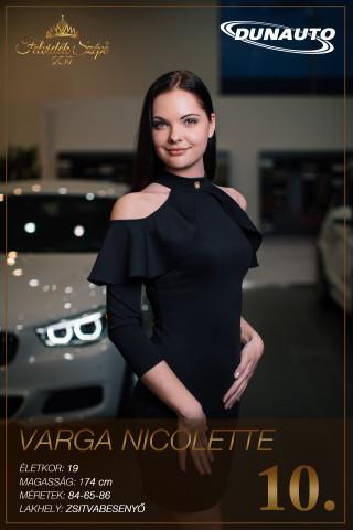 Varga Nicolette