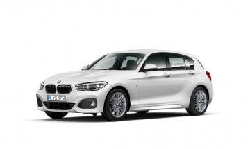 BMW 118d 5-dverové