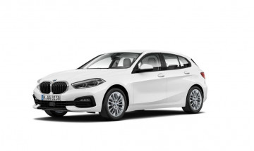 BMW radu 1 Coupé 118d Advantage