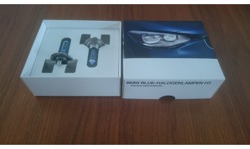 BMW Blue-Halogen lamps H7