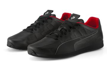 Topánky Puma - čierne