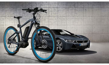 BMW eBike Limited, S