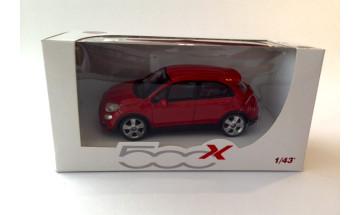Model automobilu 500X