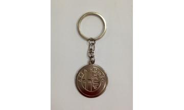 Kľúčenka s logom Alfa Romeo, nový štýl